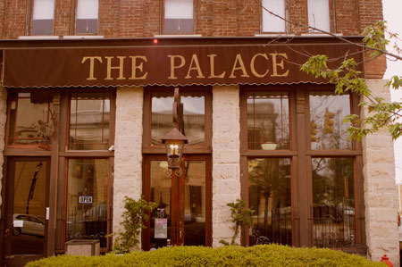 The Palace Ice Cream Shop
